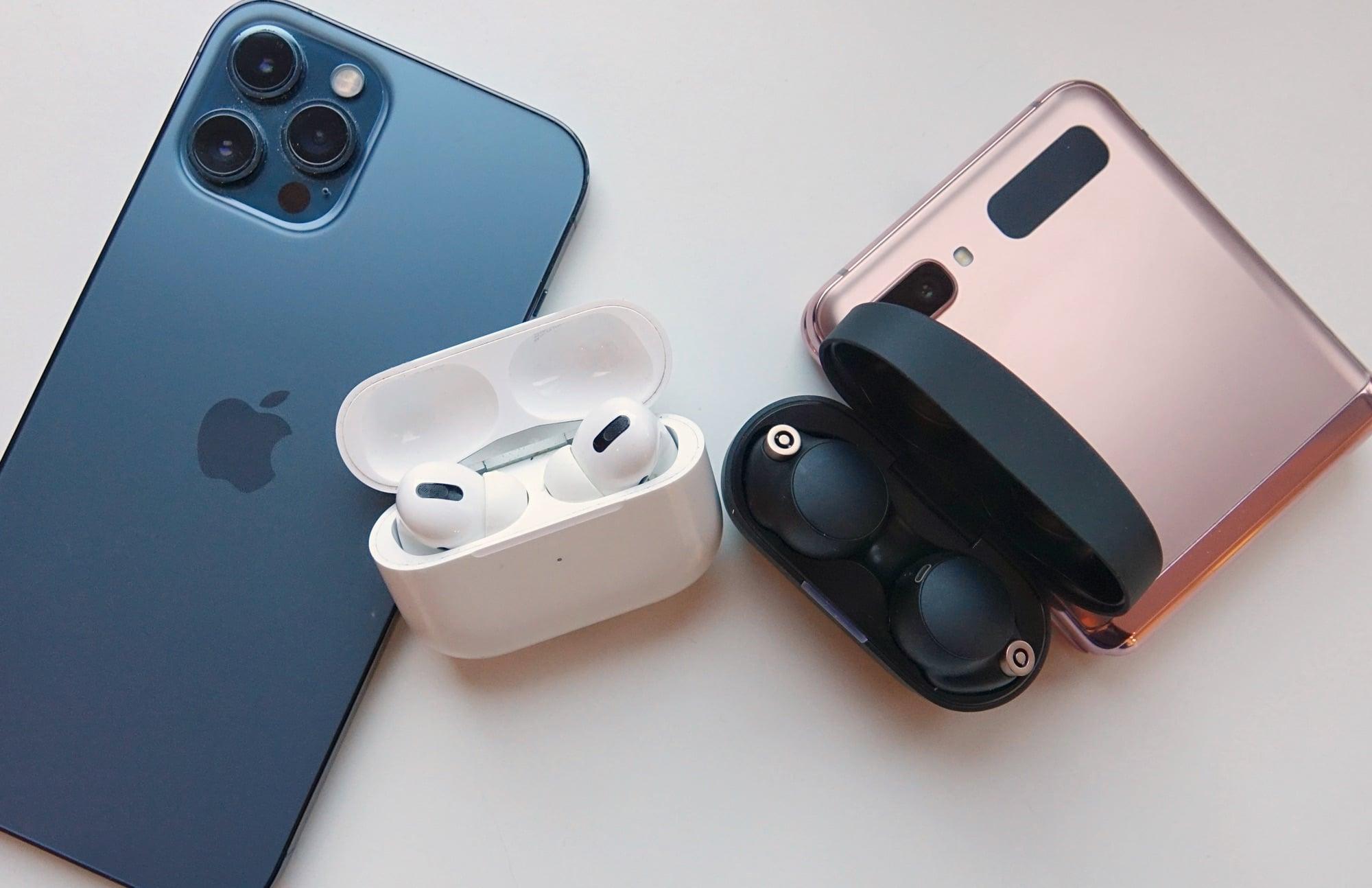 Apple AirPods Pro vs Sony WF-1000XM4
