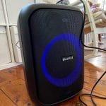 BlueAnt X5 wireless speaker