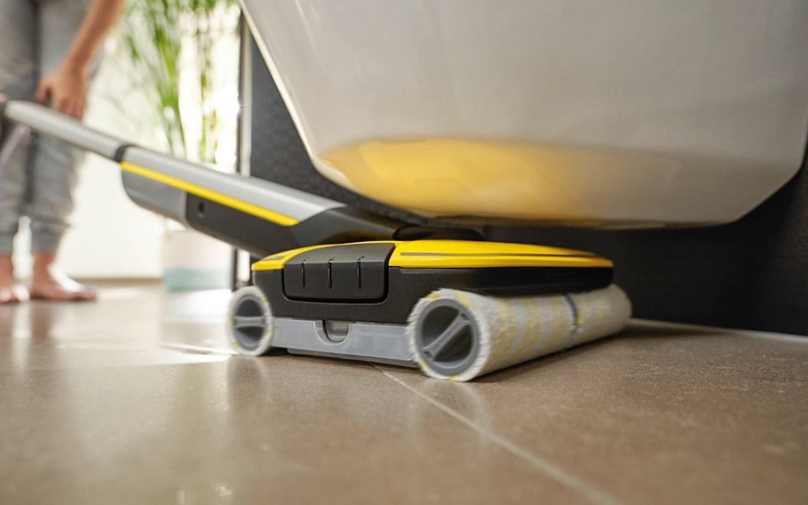 Karcher FC 7 cordless floor cleaner
