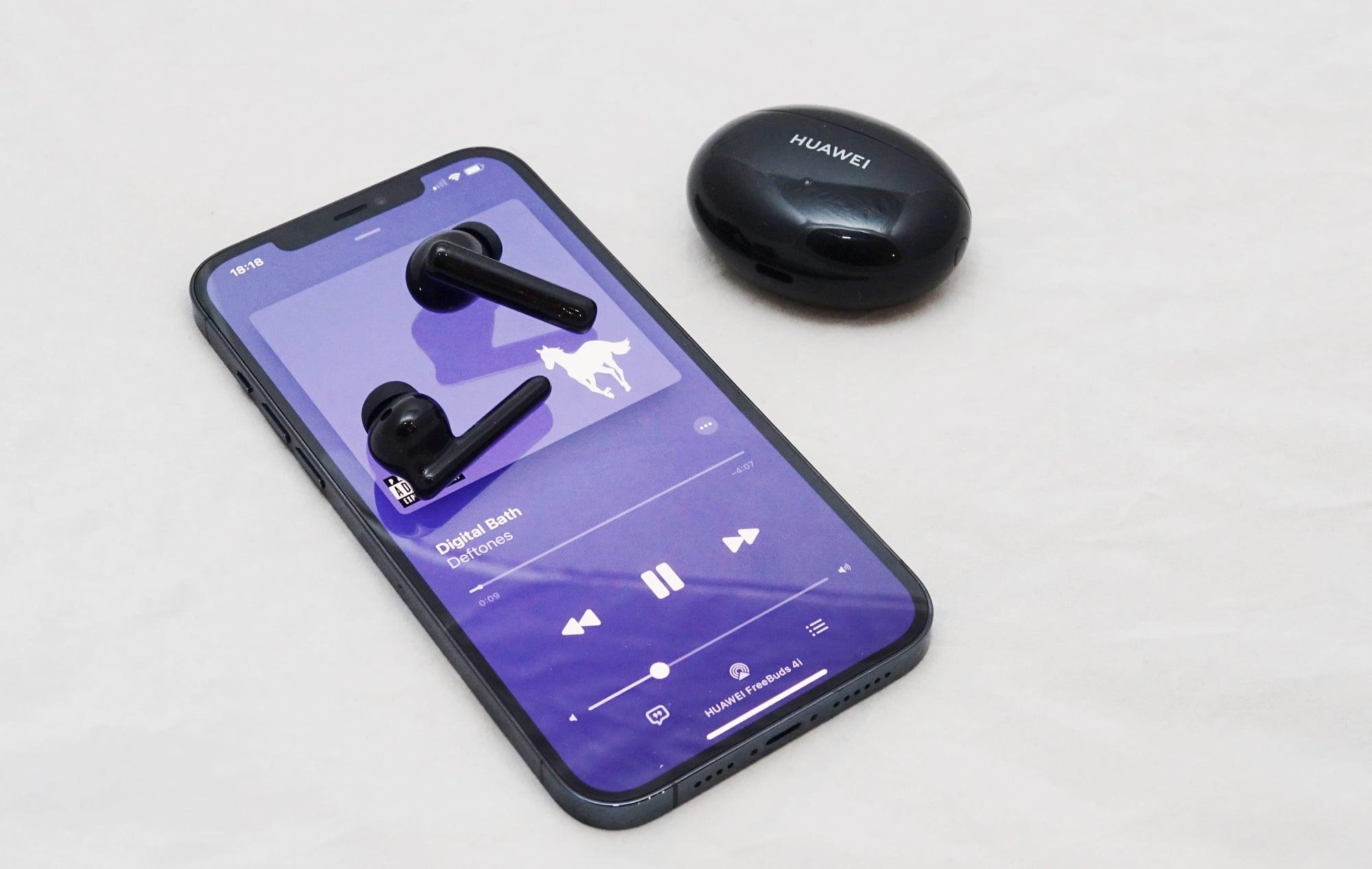 Huawei FreeBuds 4i reviewed