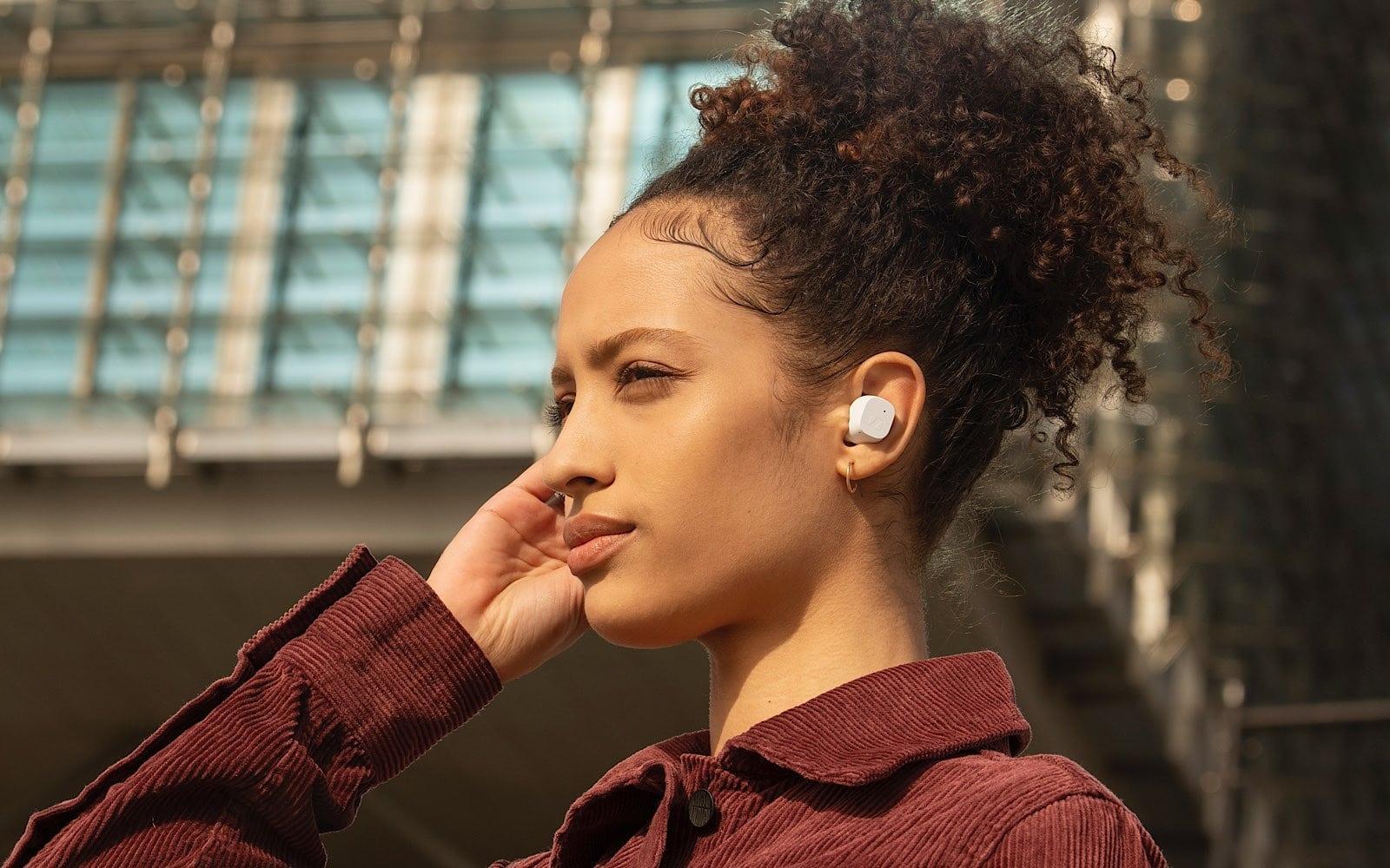 Sennheiser CX True Wireless earphones