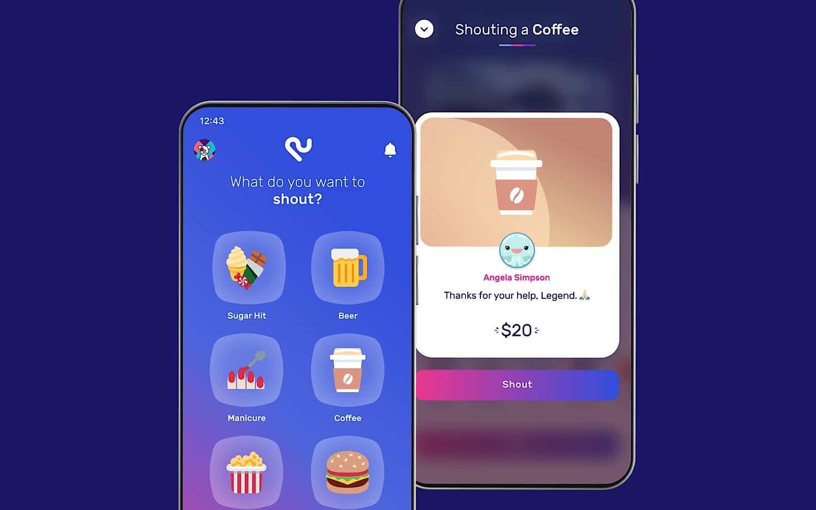 Shouta app