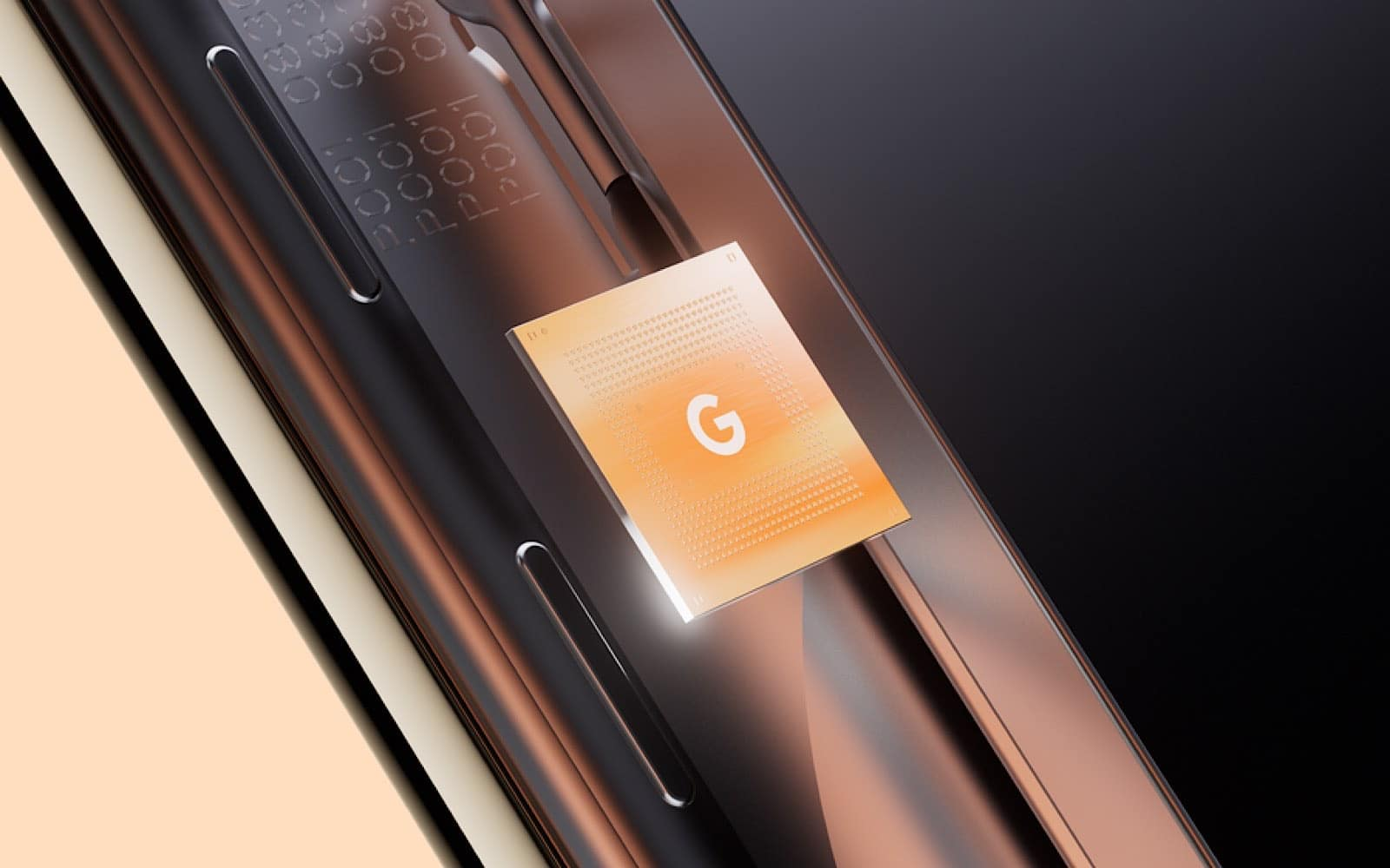 Google's Tensor chip at the heart of its Pixel 6 range
