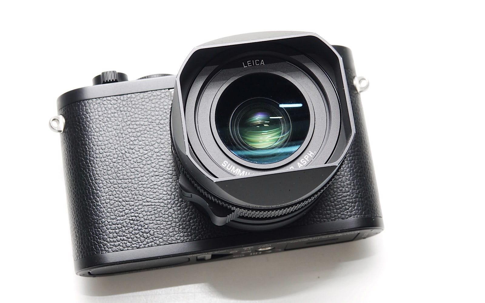 The Leica Q2 Monochrom.