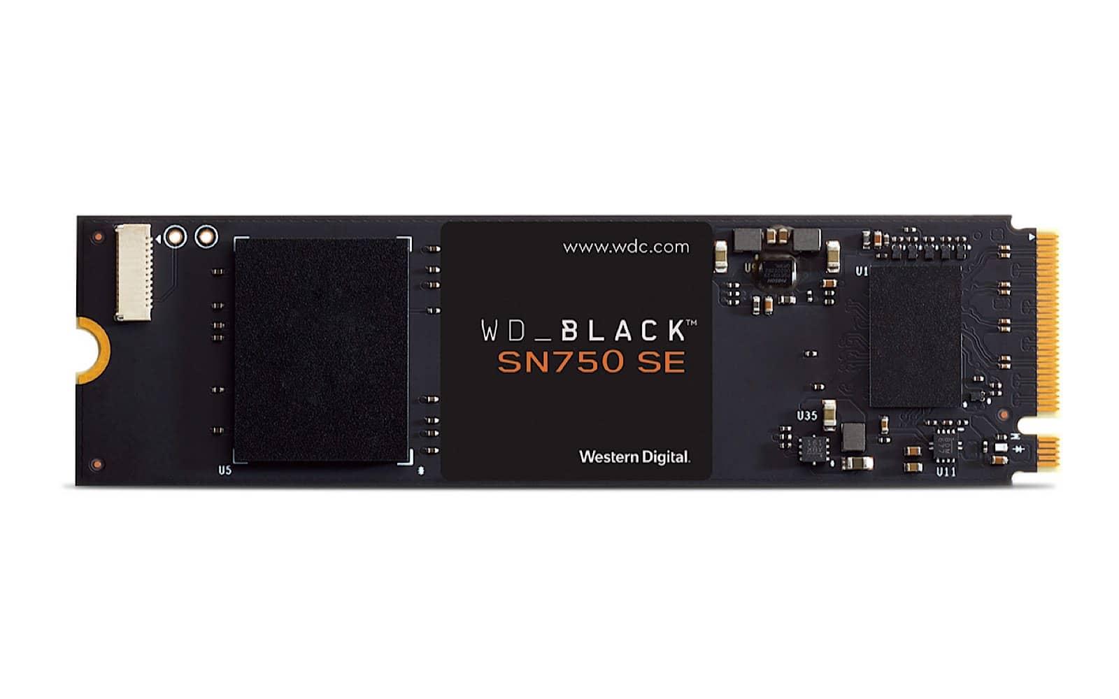 WD Black SN850 SSD
