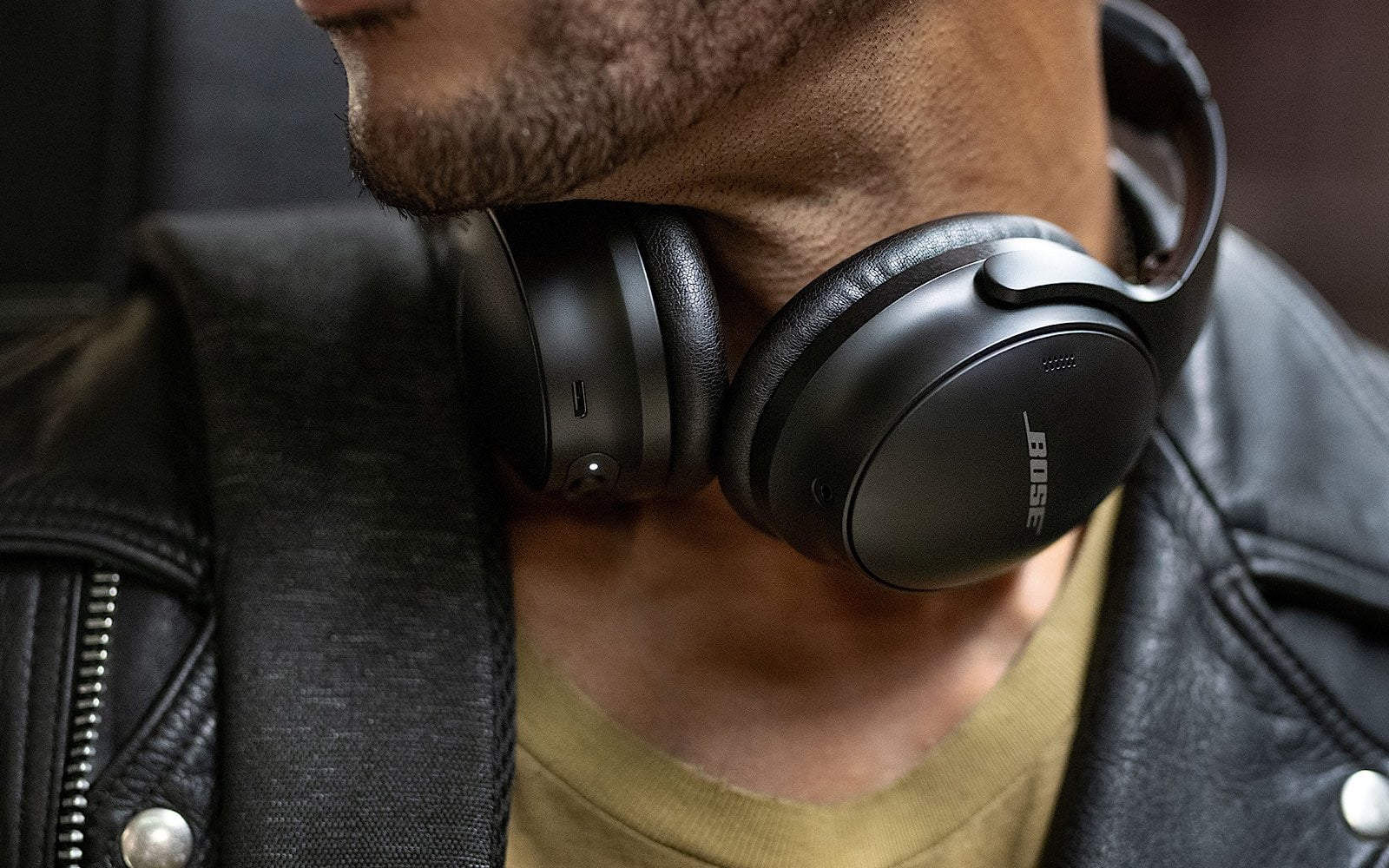 Bose QC45 headphones