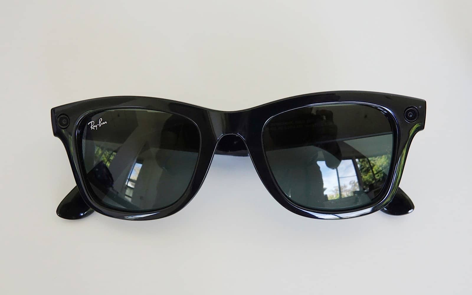 The Ray-Ban Stories collapsed.
